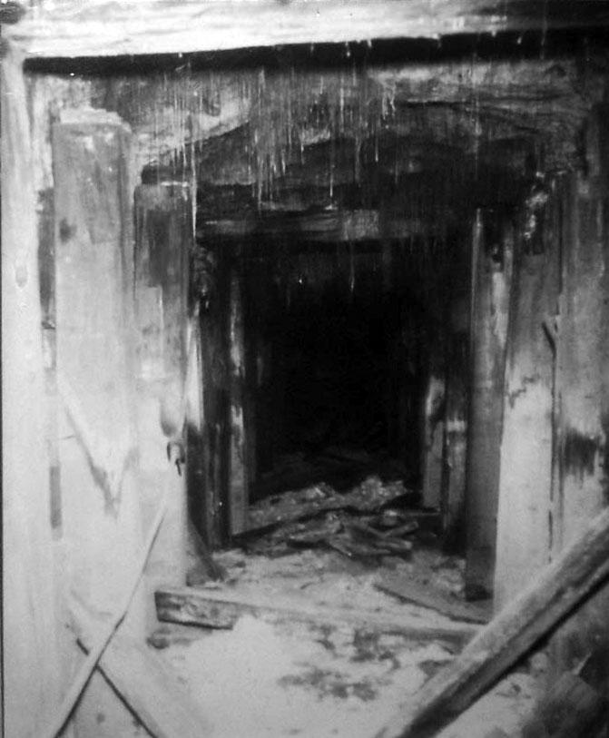 under angels tunnels